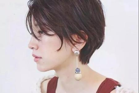 仙女卷发简单美丽,百变发型女生自己打造