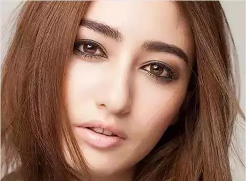 画眉毛要根据自己脸型,适合自己才最美